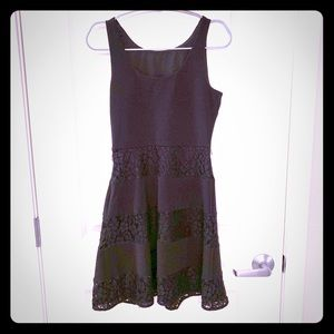 Forever 21 Black Dress Slim
